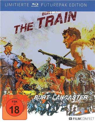 The Train (1964) (Filmconfect, FuturePak, n/b, Edizione Limitata)