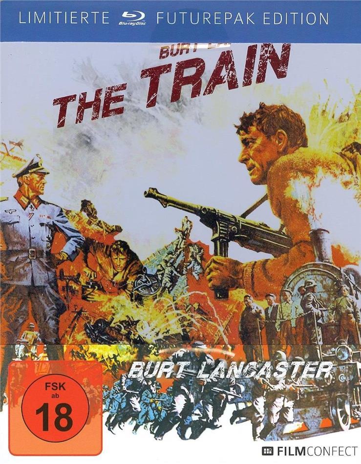 The Train (1964) (Filmconfect, FuturePak, s/w, Limited Edition)