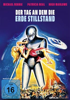 Der Tag an dem die Erde stillstand (1951) (Filmconfect, s/w)