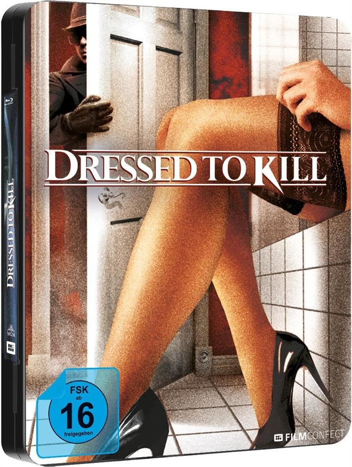 Dressed to kill (1980) (FuturePak, Filmconfect, Limited Edition, Steelbox)