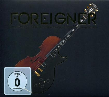 Foreigner - With The 21st Century Symphony Orchestra & Chorus (+ CD)