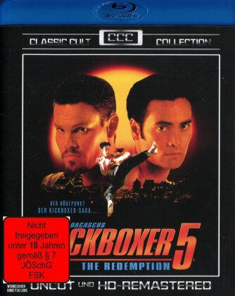 Kickboxer 5 - The Redemption (1995) (Versione Rimasterizzata, Uncut)