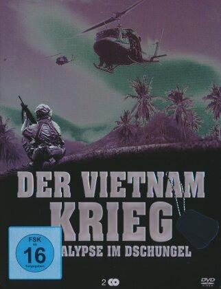 Der Vietnam Krieg - Apokalypse im Dschungel (Metallbox, 2 DVDs)