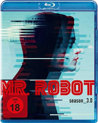 Mr. Robot - Staffel 3 (3 Blu-rays)