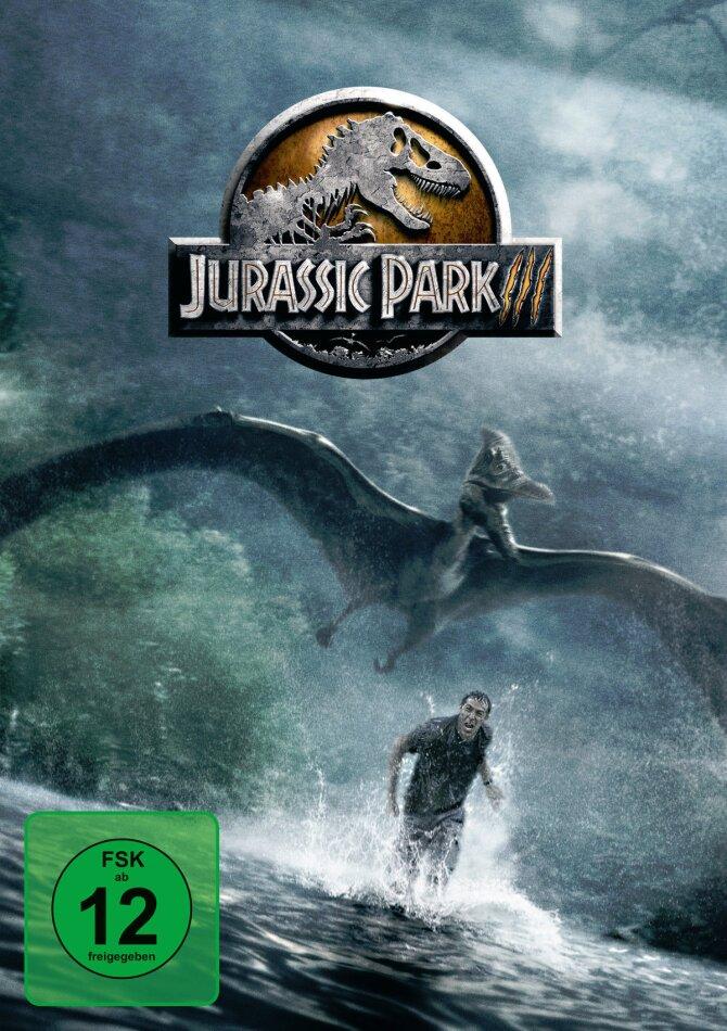 Jurassic Park 3 (2001) (Neuauflage)