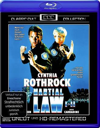 Martial Law 1 & 2 (Classic Cult Collection, Uncut)