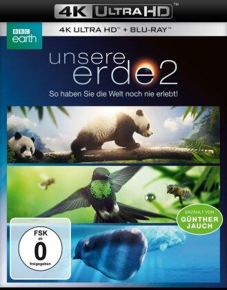 Unsere Erde 2 (2017) (4K Ultra HD + Blu-ray)