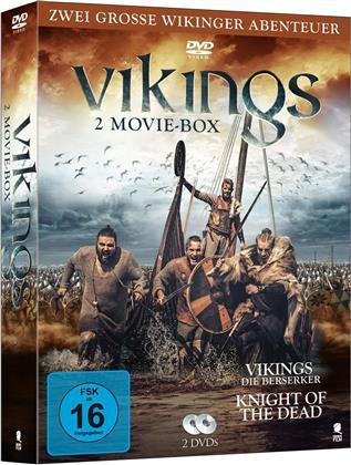 Vikings - 2 Movie-Box (2 DVDs)