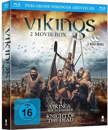 Vikings - 2 Movie-Box (2 Blu-rays)