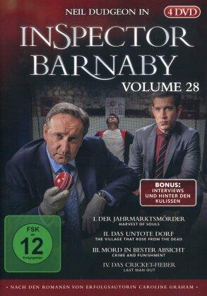 Inspector Barnaby - Vol. 28 (4 DVDs)