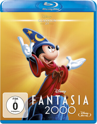 Fantasia 2000 (1999) (Disney Classics)
