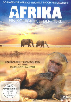 Afrika - Ein Königreich der Tiere
