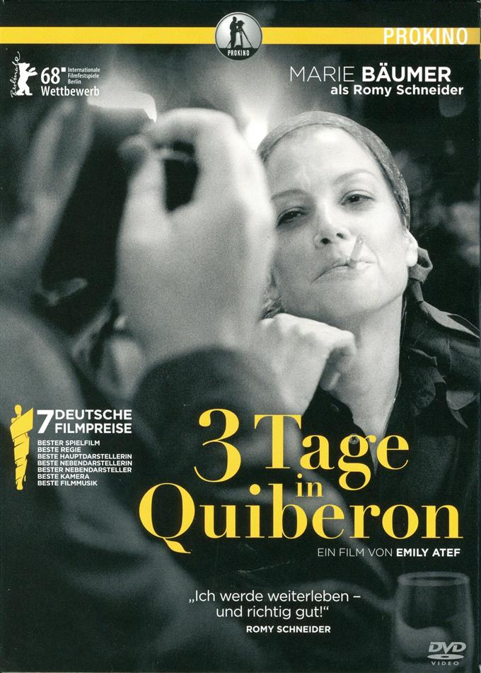 3 Tage in Quiberon (2018) (2 DVDs)