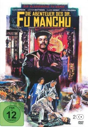Die Abenteuer des Fu Manchu - Die TV-Serie (1956) (2 DVDs)