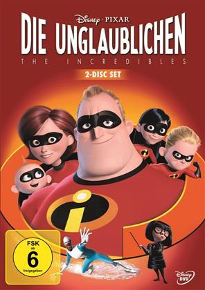 Die Unglaublichen (2004) (2 DVDs)