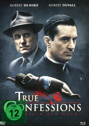 True Confessions (1981) (Limited Edition, Mediabook, Blu-ray + DVD)