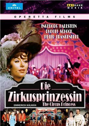 Die Zirkusprinzessin - The Circus Princess (1969) (Unitel Classica, Arthaus Musik, Operetta Films)