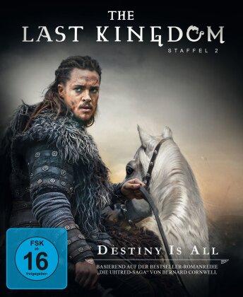 The Last Kingdom - Staffel 2 (Softbox) [3 BRs]