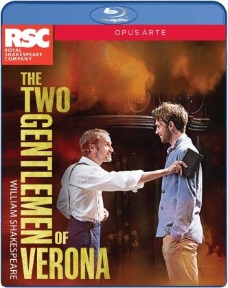 Shakespeare - Two Gentlemen of Verona (Opus Arte) - Royal Shakespeare Company