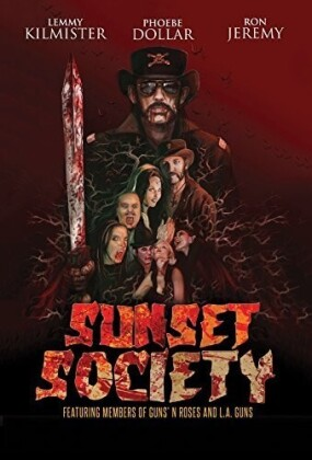 "Sunset Society (Limited Edition, Blu-ray + DVD + CD + 7"" Single)"