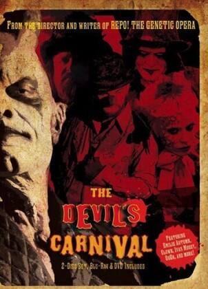 The Devil's Carnival (2016) (Blu-ray + DVD)
