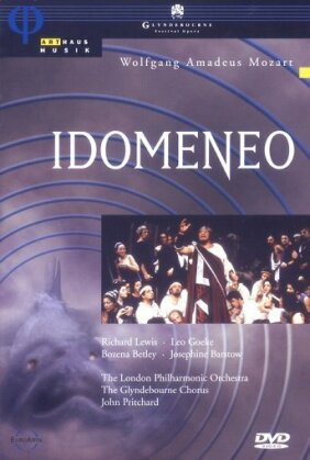 The London Philharmonic Orchestra, John Pritchard, … - Mozart - Idomeneo (Arthaus Musik, Glyndebourne Festival Opera)