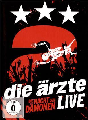 Die Ärzte - Live - Die Nacht der Dämonen (2 DVD)