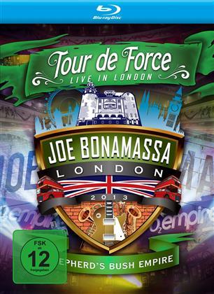 Joe Bonamassa - Tour de Force: Shepherd's Bush Empire/Live in London 2013