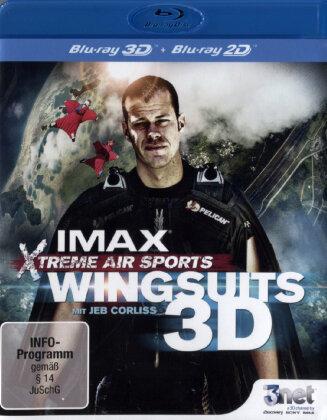 IMAX: Xtreme Air Sports - Wingsuits