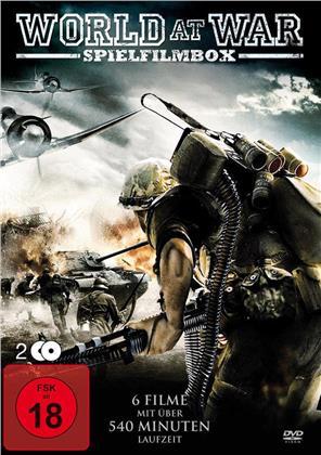 World at War - Spielfilmbox (2 DVDs)