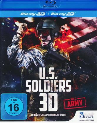 U.S. Soldiers - Vol. 2 Army IMAX