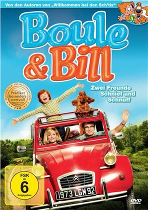 Boule & Bill - Zwei Freunde Schnief und Schnuff (2013)