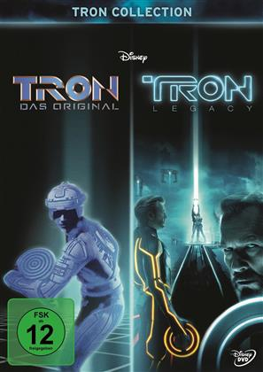 TRON Collection - TRON - Das Original / TRON: Legacy (2 DVDs)