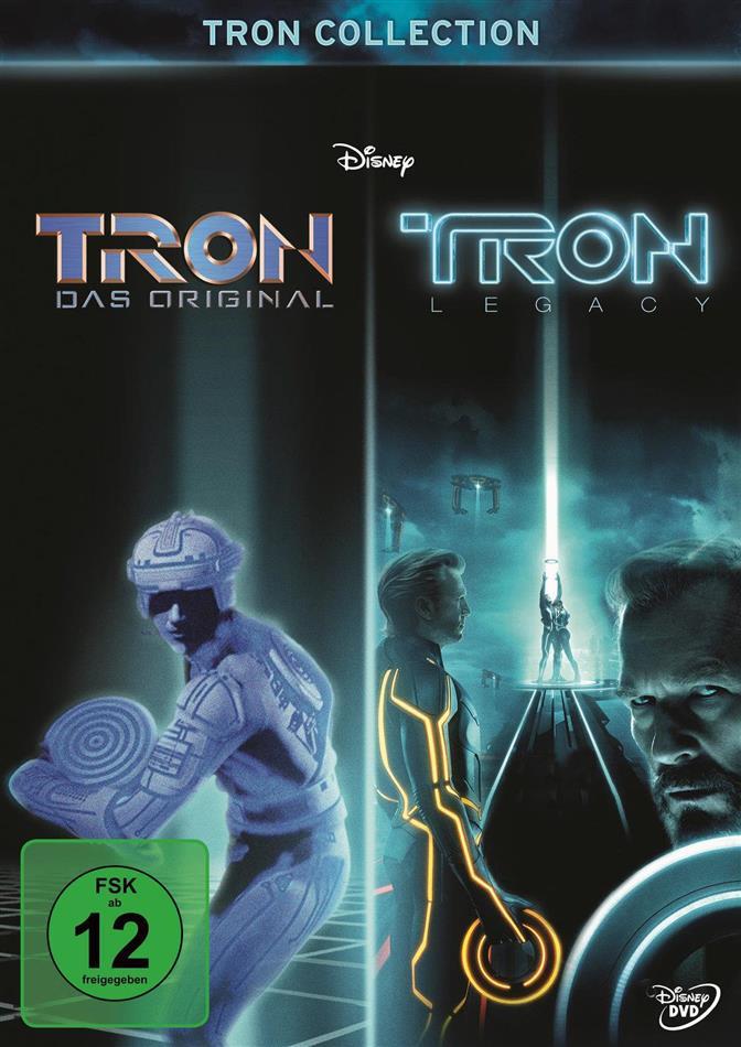 TRON Collection - TRON - Das Original / TRON: Legacy (2 DVDs)