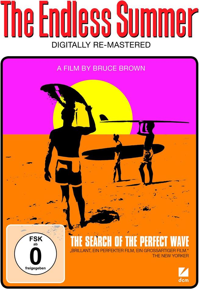The Endless Summer (1966) (2009 Remaster, Remastered)