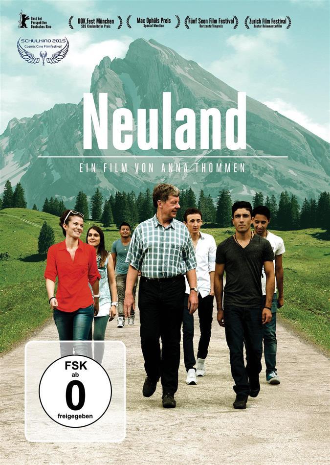 Neuland (2013) (Digibook)