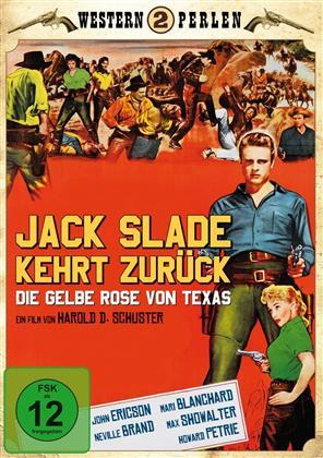 Jack Slade kehrt zurück - Die gelbe Rose von Texas (1955) (Western Perlen)
