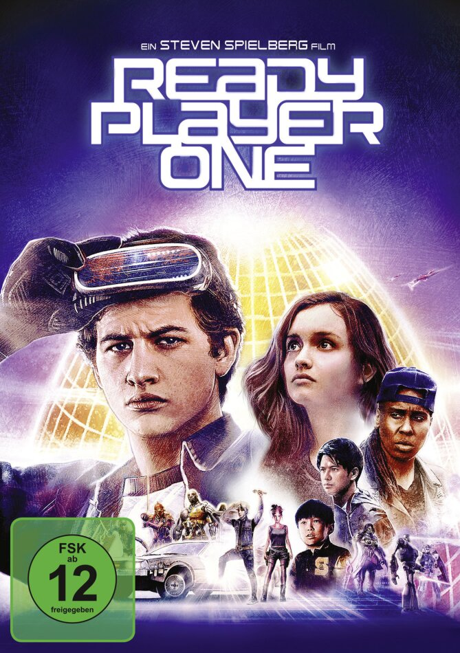 Ready Player One (2018)