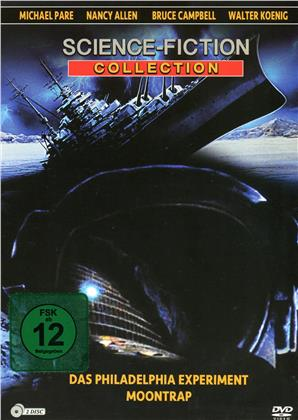 Science-Fiction Collection - Das Philadelphia Experiment / Moontrap (Classic Cult Collection, Remastered, Uncut, 2 DVDs)