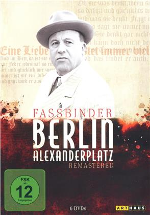 Berlin Alexanderplatz (Remastered, 6 DVDs)