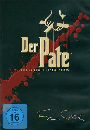 Der Pate - The Coppola Restoration (3 DVDs)