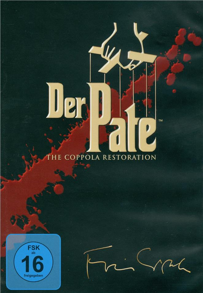 Der Pate - The Coppola Restoration (3 DVDs)
