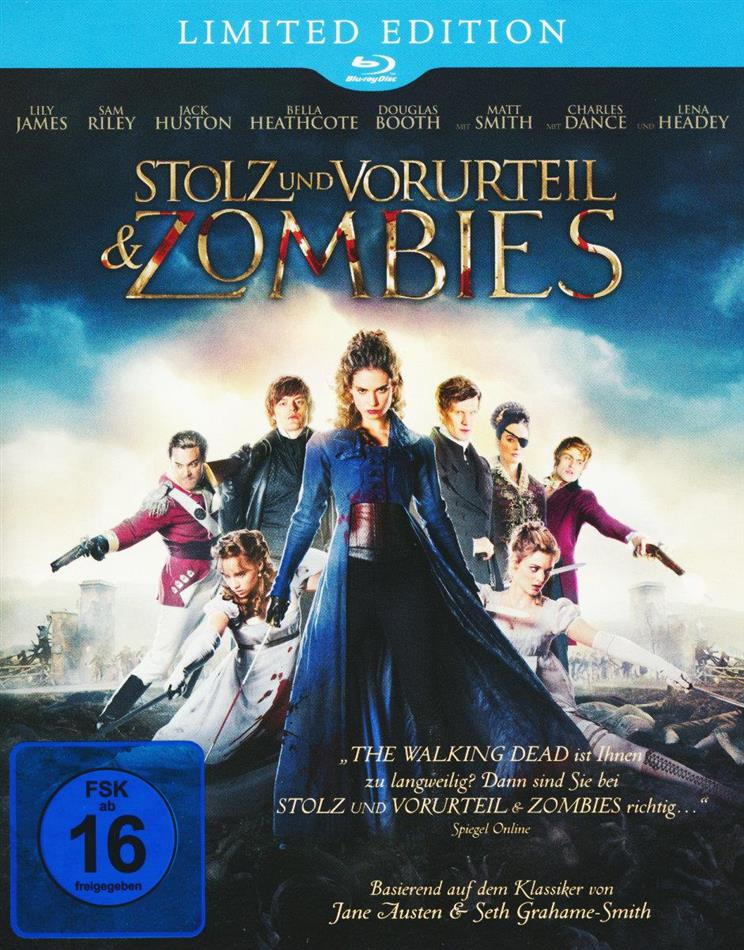 Stolz und Vorurteil & Zombies (2016) (Limited Edition)
