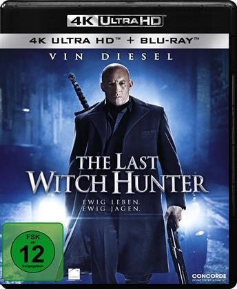 The Last Witch Hunter (4K Ultra HD) (+ Blu-ray) (2015)
