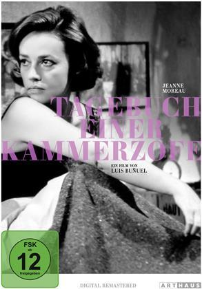 Tagebuch einer Kammerzofe (1963) (Arthaus, s/w, Remastered)