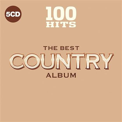 100 Hits - The Best Country Album (5 CDs)