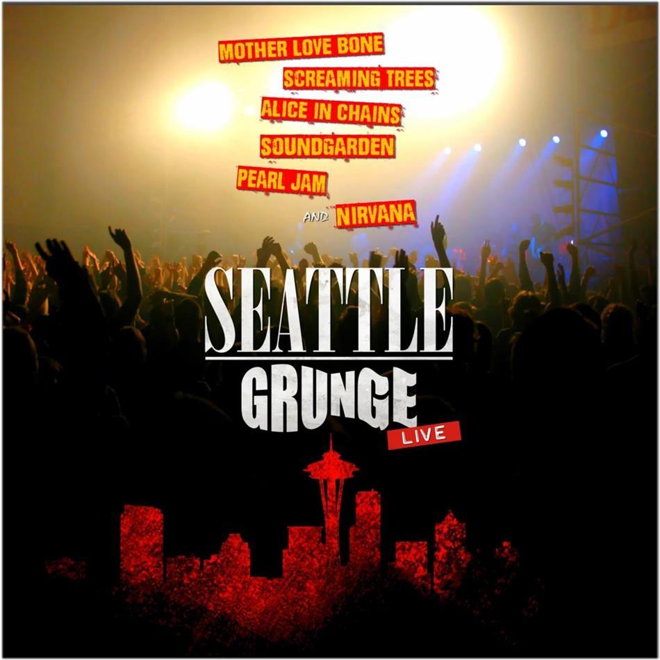 Seattle Grunge Live (LP)
