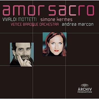 Antonio Vivaldi (1678-1741) & Simone Kermes - Amor Sacro