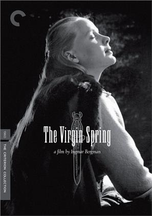 The Virgin Spring (1960) (n/b, Criterion Collection)