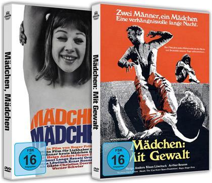 Mädchen Mädchen & Mädchen: Mit Gewalt (2 DVDs)
